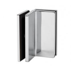 Коннектор Madrid стекло/стекло 90°