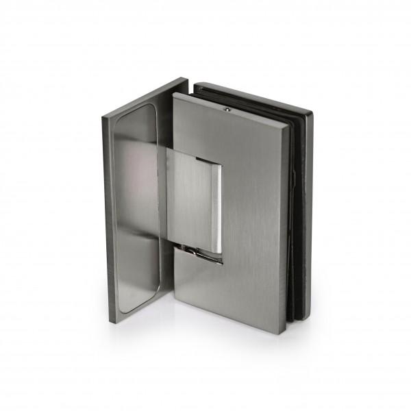 Петля Bilbao стекло/стена 90°