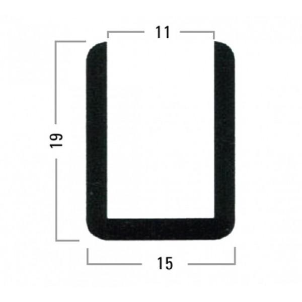 Профиль П-образный алюминиевый